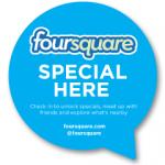 Specialerbjudanden på Foursquare i Sverige