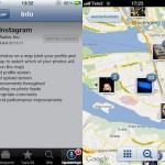 Instagram 3.0.0 med kul fotokarta