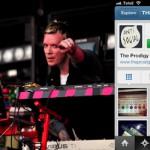 The Prodigy nu på Instagram
