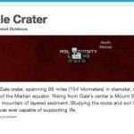 Mars Curiosity - Gale Crater - Foursquare