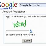 Säg hej då till CAPTCHA