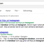 Google struntar i din title och meta description?