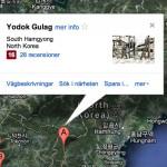 Nordkoreas Gulager betygsätts på Zagat!