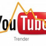 Google Trends visar nu söktrender för YouTube