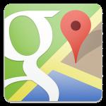 Kartresultat i sökträffen visar street view.